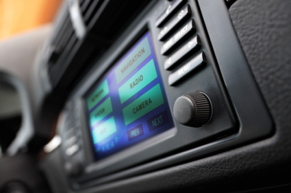 Vehicle Central Console